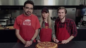 Rooster Teeth's Official RT Podcast Pizza!
