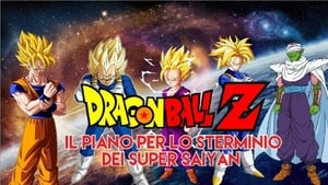cattura di Dragon Ball: Piano per lo sterminio dei Super Saiyan