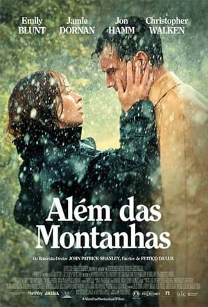 Além das Montanhas - Poster