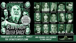 SF Sketchfest Presents PLAN 9 FROM OUTER SPACE Table Read (2021)