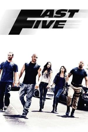 Fast Five-Jordana Brewster