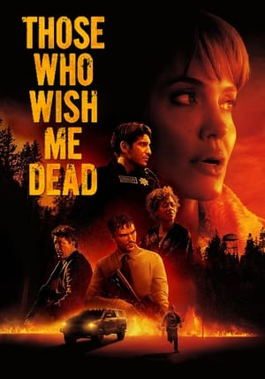 poster Those Who Wish Me Dead