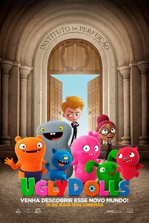 UglyDolls Torrent (BluRay) 720p e 1080p Dual Áudio – Mega – Google Drive – Download