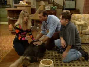 Married with Children S06E06 – Buck Has a Belly Ache poster