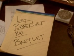 The West Wing: 1×19