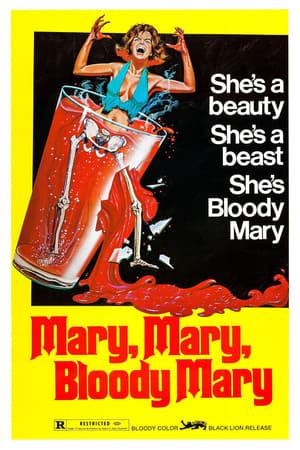 Poster Mary, Mary, Bloody Mary (1975)