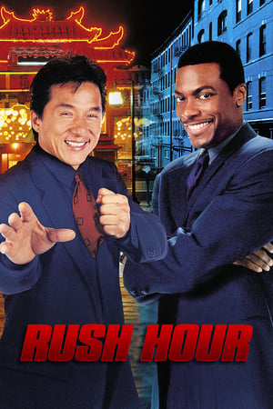 Rush Hour (1998) is one of the best movies like Kindergarten Cop (1990)