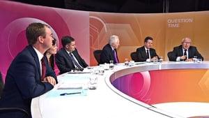 Question Time Season 38 :Episode 37  24/11/2016