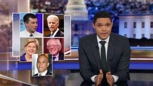The Daily Show with Trevor Noah Season 25 :Episode 27  Alicia Menendez