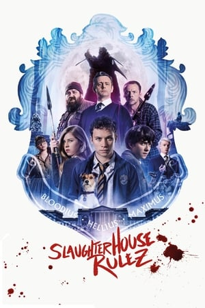 Slaughterhouse Rulez 2018 film