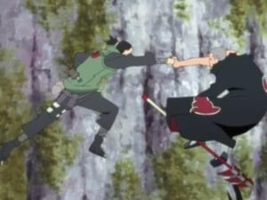 Naruto Shippūden Season 4 :Episode 85  The Terrifying Secret