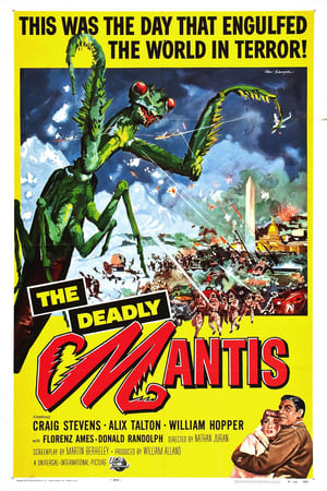 The Deadly Mantis streaming
