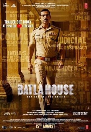 Batla House (2019) Hindi HDcam-Rip – 720P | 480P – x264 – 1.2GB | 400MB – Download & Watch Online