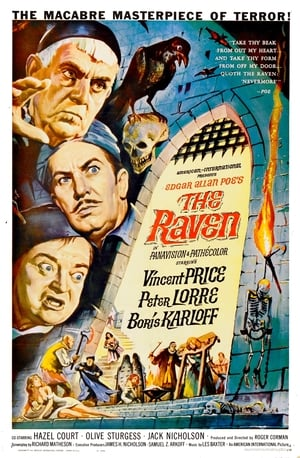Der Rabe – Duell der Zauberer Film