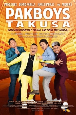 Pakboys: Takusa