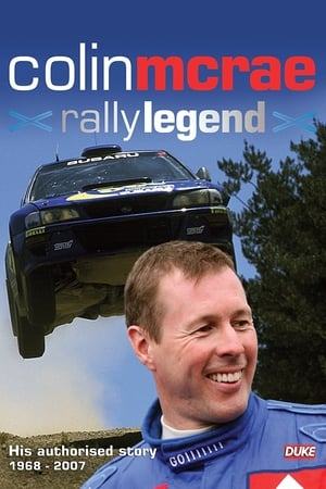 Colin McRae: Rally Legend poster