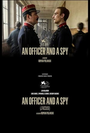Poster An Officer and a Spy (2019)