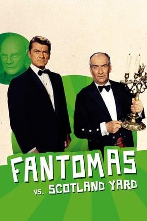 Fantomas vs. Scotland Yard