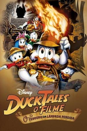 Duck Tales, O Filme: O Tesouro da Lâmpada Perdida - Poster