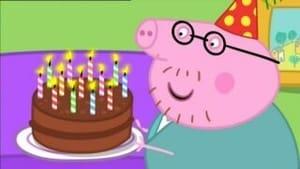El cumpleaños de Papá Pig