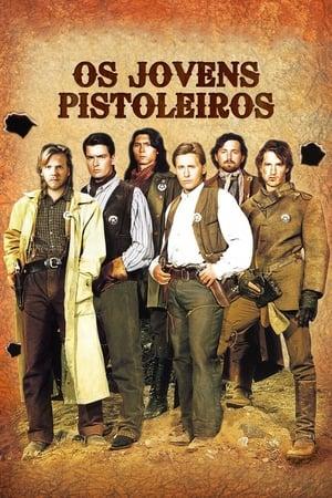 Os Jovens Pistoleiros - Poster