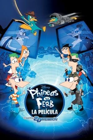 Phineas y Ferb: A través de la 2ª dimensión