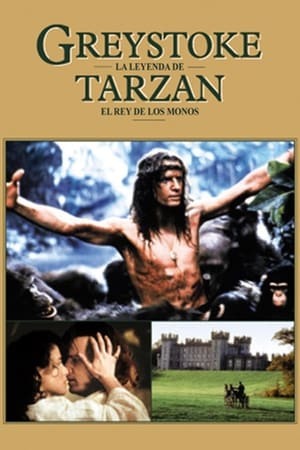 Poster Greystoke: The Legend of Tarzan, Lord of the Apes (1984)