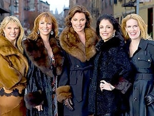 The Real Housewives of New York City: 1×1