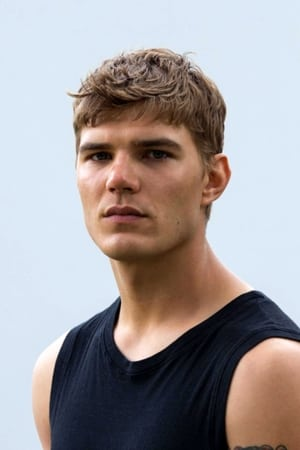 Chris Zylka isChuck Harris