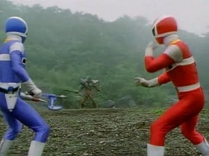 Super Sentai Season 21 : Explosion! Friendship Combination