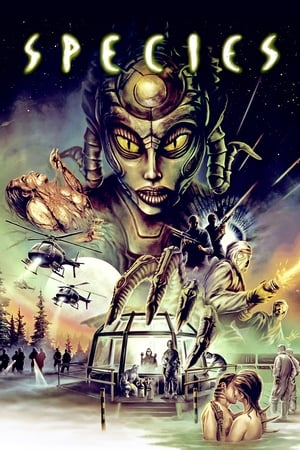 Species (1995) is one of the best Movies About Aliens