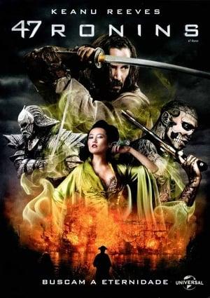 47 Ronins Torrent, Download, movie, filme, poster