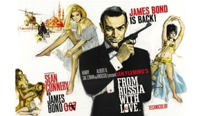 James Bond 007 From Russia With Love เพชฌฆาต 007 1963
