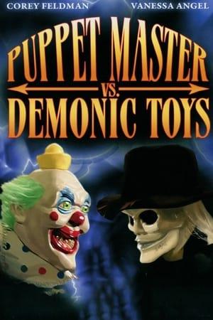 Puppet Master vs Demonic Toys poster