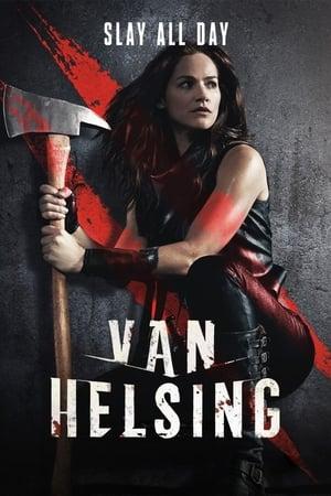 poster Van Helsing