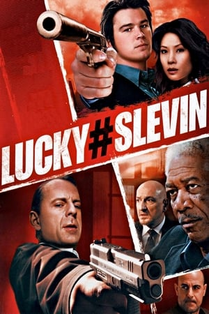 Lucky Number Slevin-Mykelti Williamson