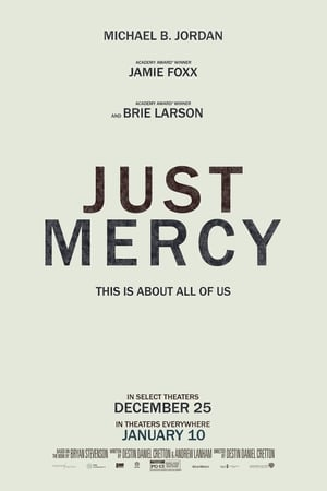 poster Just Mercy