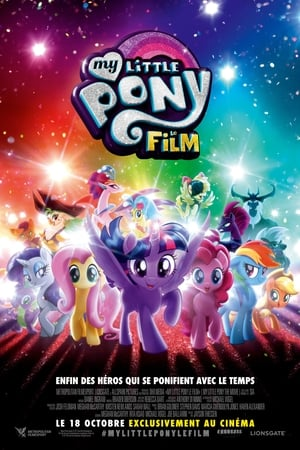 My Little Pony: The Movie film posters
