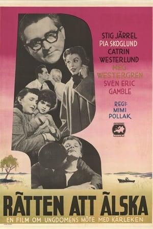Rätten att älska (1956)