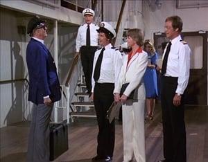 The Captain's Captain/Hounded/Romance Roulette