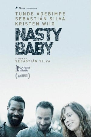 Poster Nasty Baby (2015)