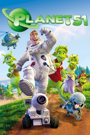 Planet 51 (2009) is one of the best Movies About Aliens