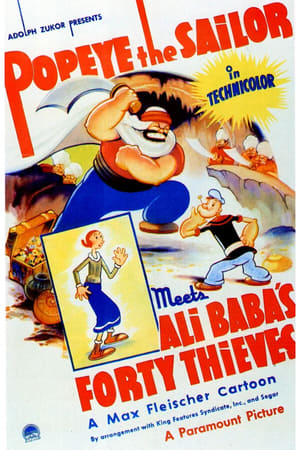 Popeye the Sailor Meets Ali Baba's Forty Thieves