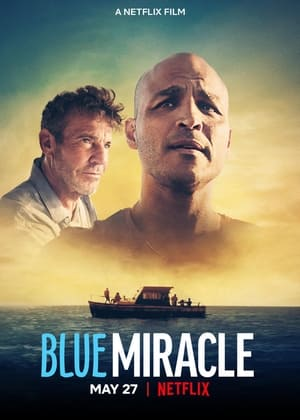 poster Blue Miracle
