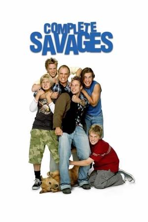 La familia Salvaje