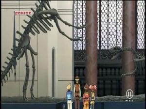 Dinosaur King: Season 1 Episode 19