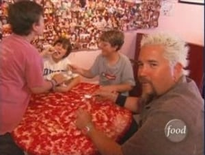 Diners, Drive-Ins and Dives: 4×4