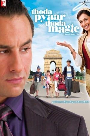 Poster Thoda Pyaar Thoda Magic (2008)
