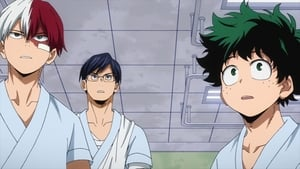 My Hero Academia Season 2 :Episode 18  The Aftermath of Hero Killer: Stain