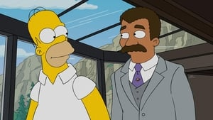 The Simpsons Season 28 :Episode 19  Caper Chase